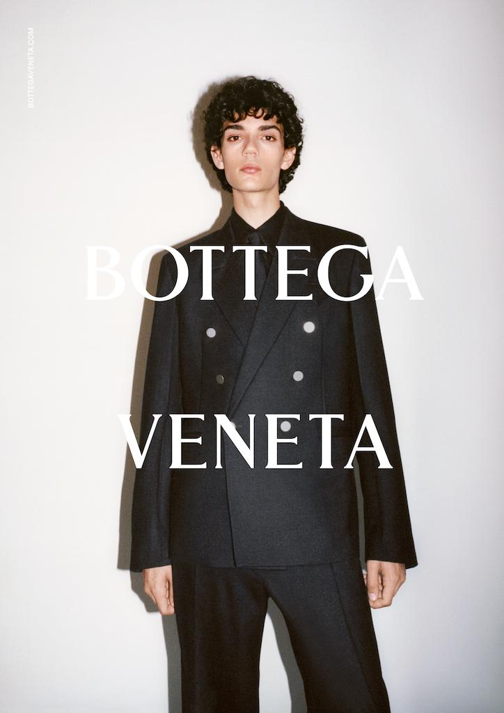 Тайрон Лебон сделал портретные снимки моделей для новой кампании Bottega Veneta (фото 1)