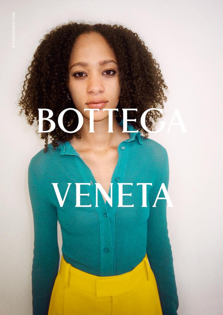 Тайрон Лебон сделал портретные снимки моделей для новой кампании Bottega Veneta (фото 3)