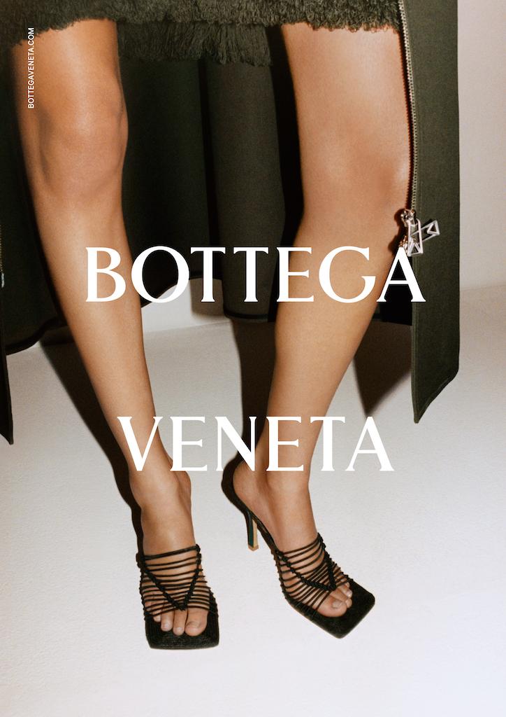 Тайрон Лебон сделал портретные снимки моделей для новой кампании Bottega Veneta (фото 7)