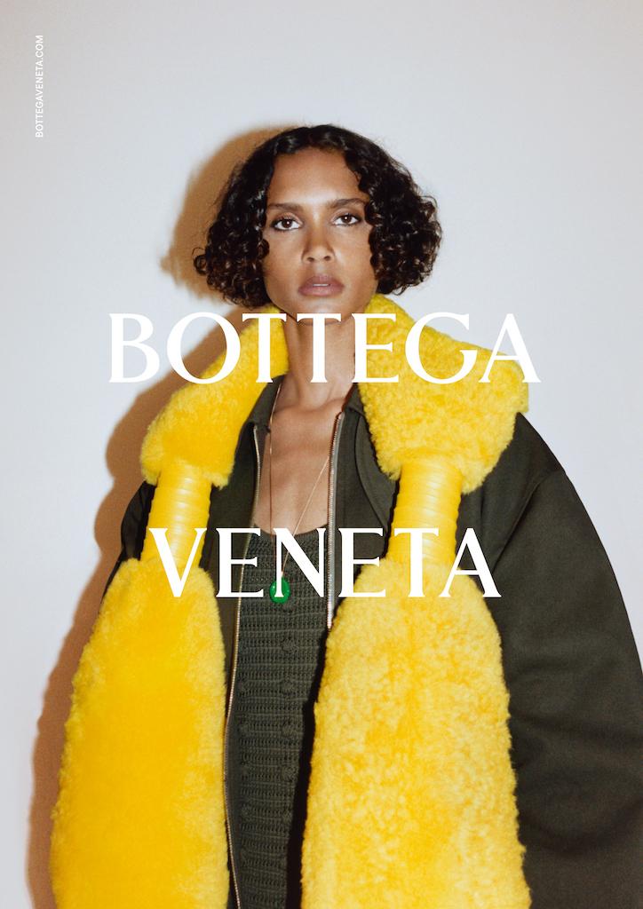 Тайрон Лебон сделал портретные снимки моделей для новой кампании Bottega Veneta (фото 6)