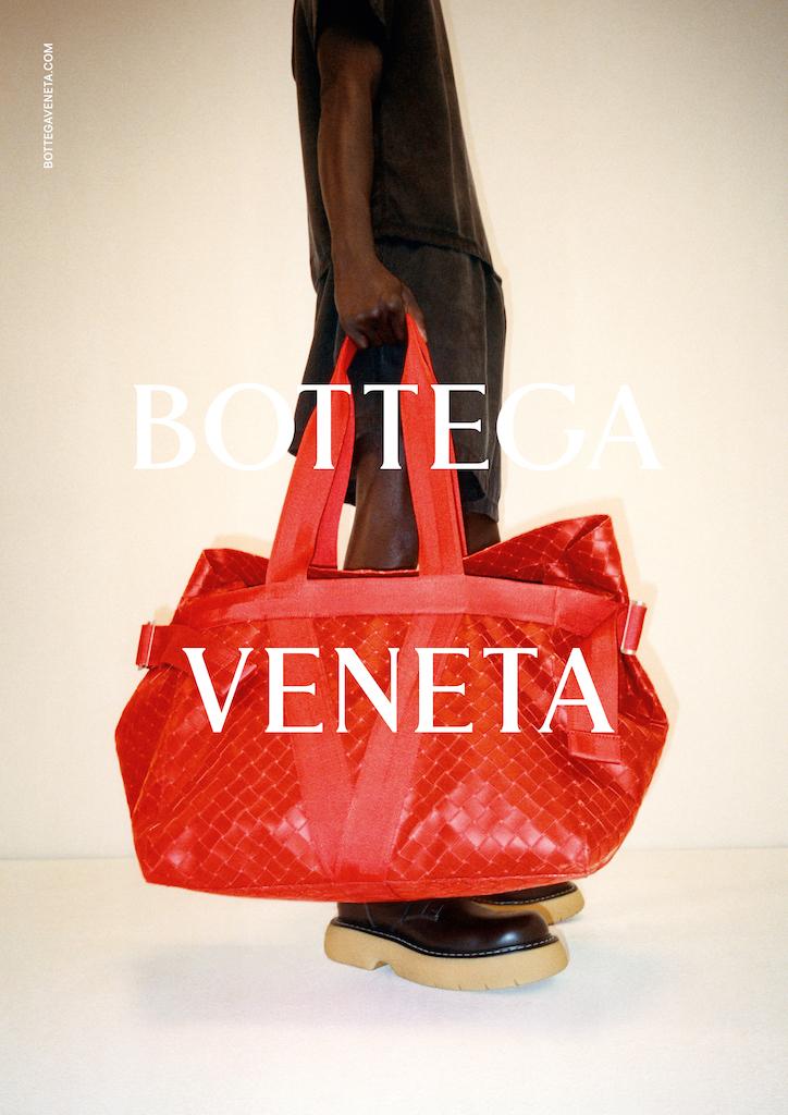 Тайрон Лебон сделал портретные снимки моделей для новой кампании Bottega Veneta (фото 9)