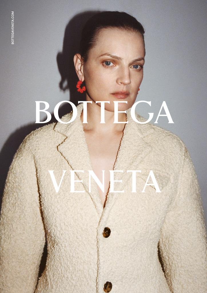 Тайрон Лебон сделал портретные снимки моделей для новой кампании Bottega Veneta (фото 10)