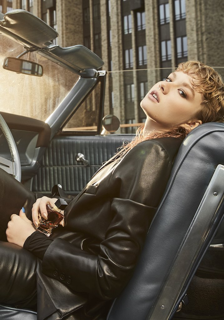 Дочь Ренаты Литвиновой приняла участие в проекте к выходу нового аромата Yves Saint Laurent (фото 5)