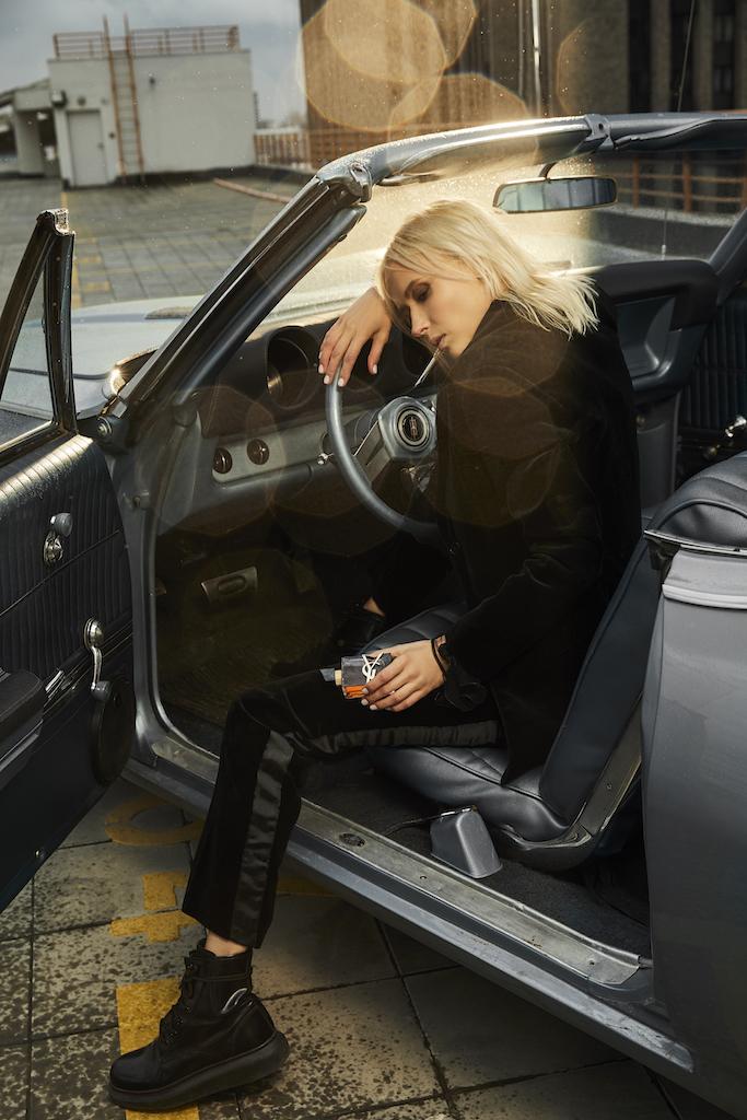 Дочь Ренаты Литвиновой приняла участие в проекте к выходу нового аромата Yves Saint Laurent (фото 11)