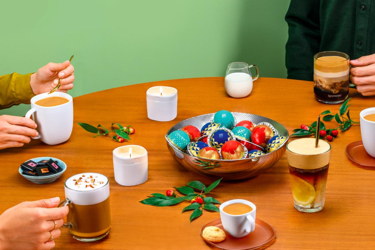 Nespresso выпустил коллекцию кофе по мотивам итальянских десертов и новые аксессуары (фото 9)