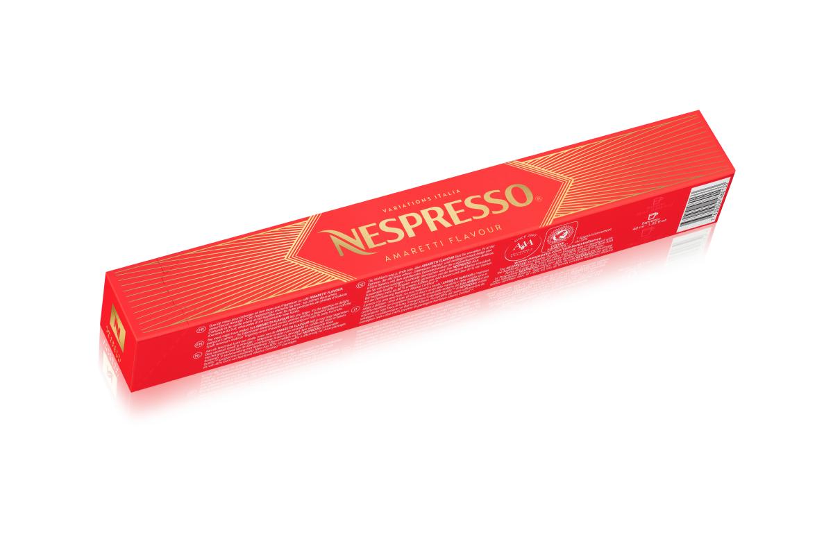 Nespresso выпустил коллекцию кофе по мотивам итальянских десертов и новые аксессуары (фото 1)