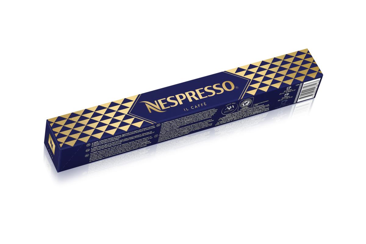 Nespresso выпустил коллекцию кофе по мотивам итальянских десертов и новые аксессуары (фото 3)