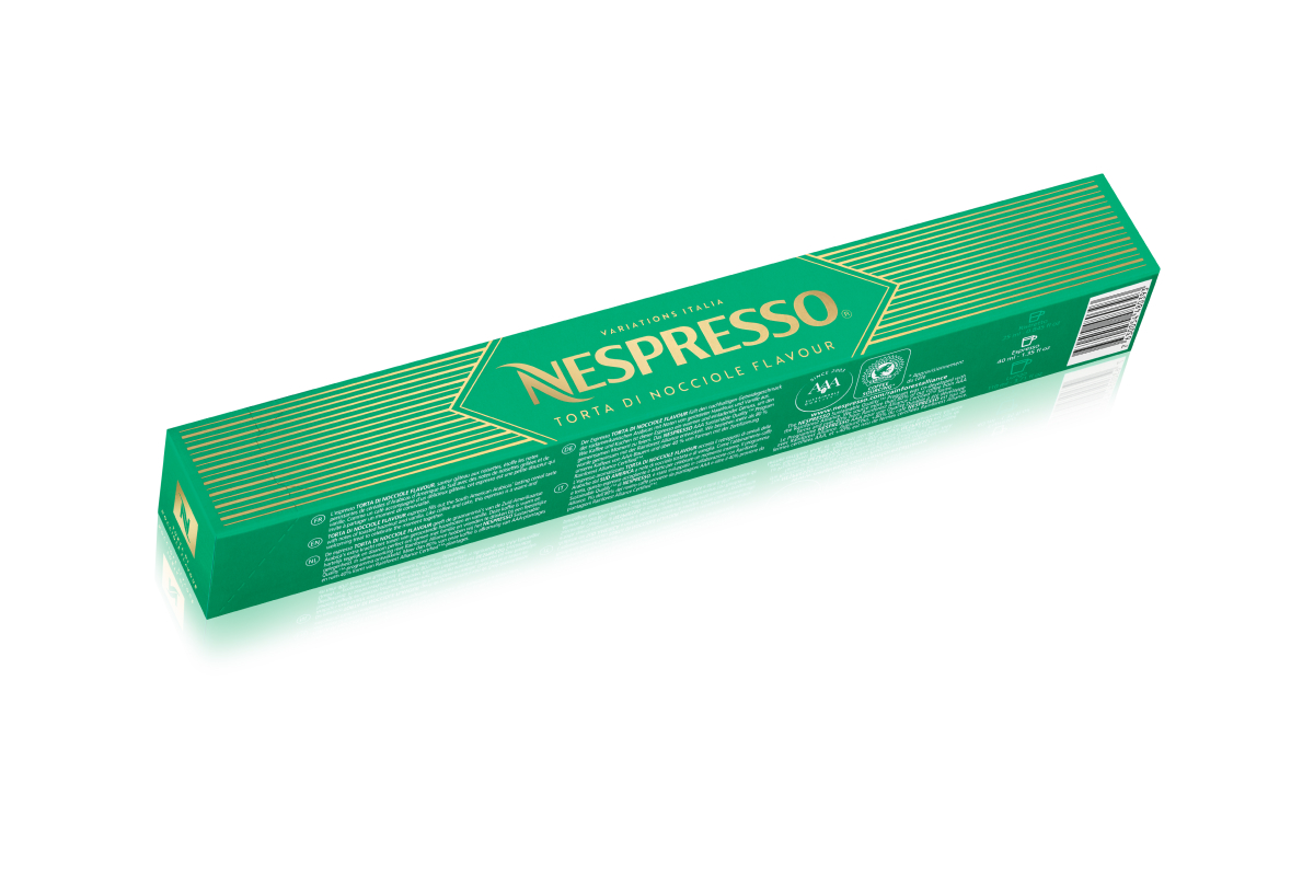 Nespresso выпустил коллекцию кофе по мотивам итальянских десертов и новые аксессуары (фото 2)