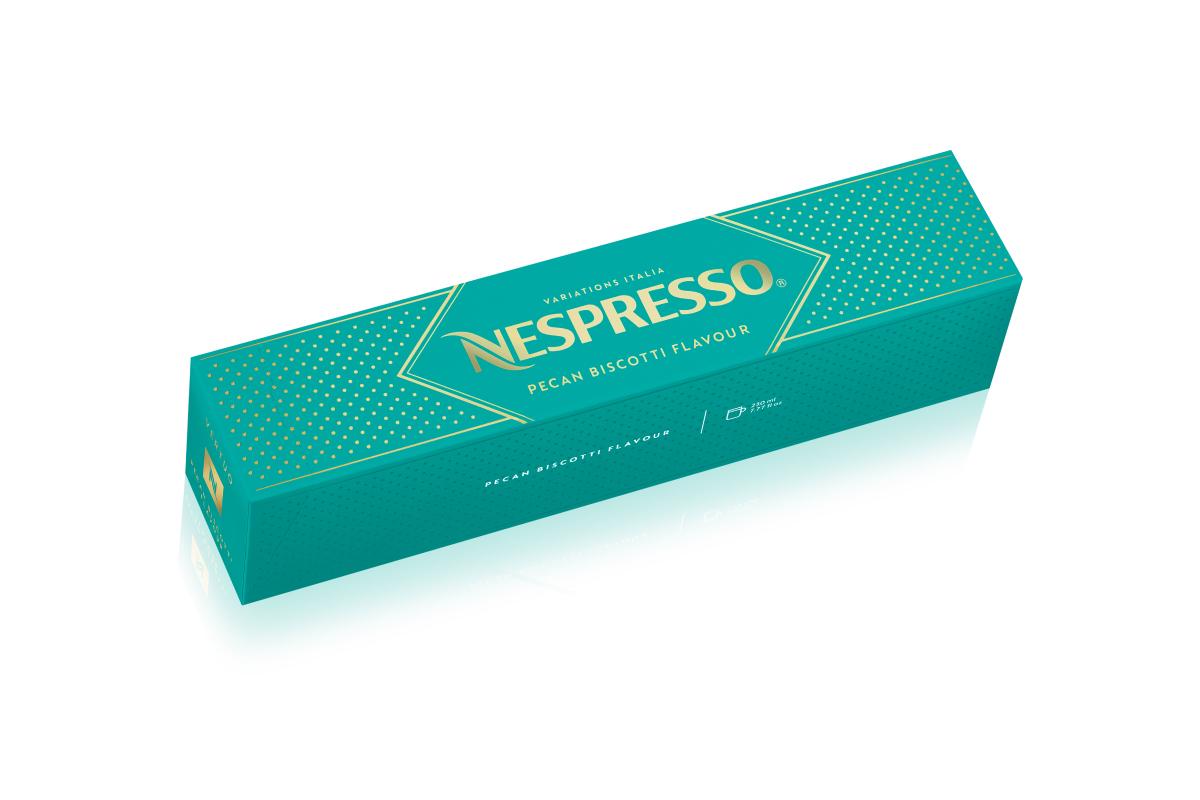 Nespresso выпустил коллекцию кофе по мотивам итальянских десертов и новые аксессуары (фото 5)