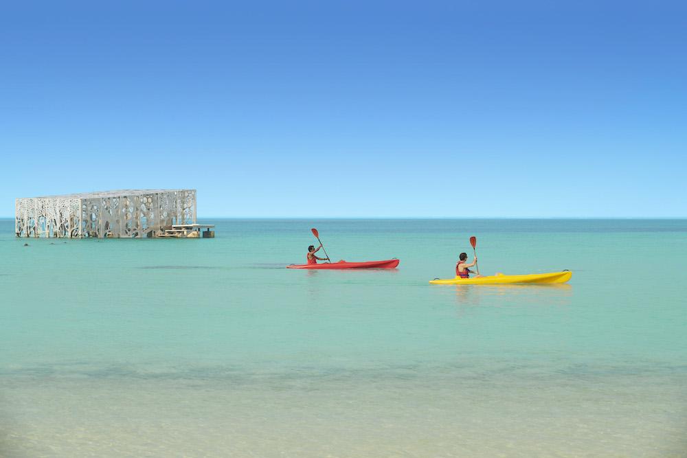 Оказались на Мальдивах? Первым делом ищите уникальный подводный музей (фото 12)