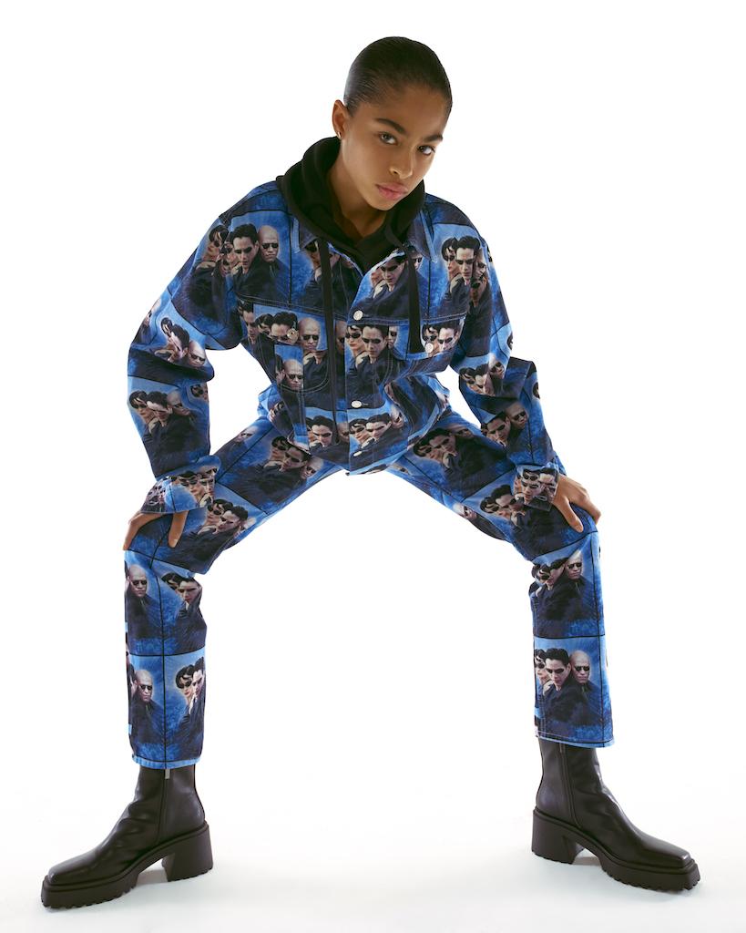 Pull & Bear выпустил рубашки и куртки с кадрами из «Матрицы» (фото 3)