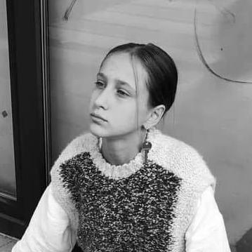 Таисия Румянцева, Лука Зарьков и другие зумеры — о том, что будут носить этой зимой (фото 8)