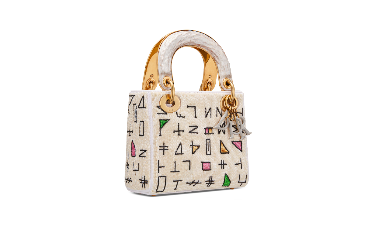 В Москве появились новые арт-сумки Lady Dior (фото 9)
