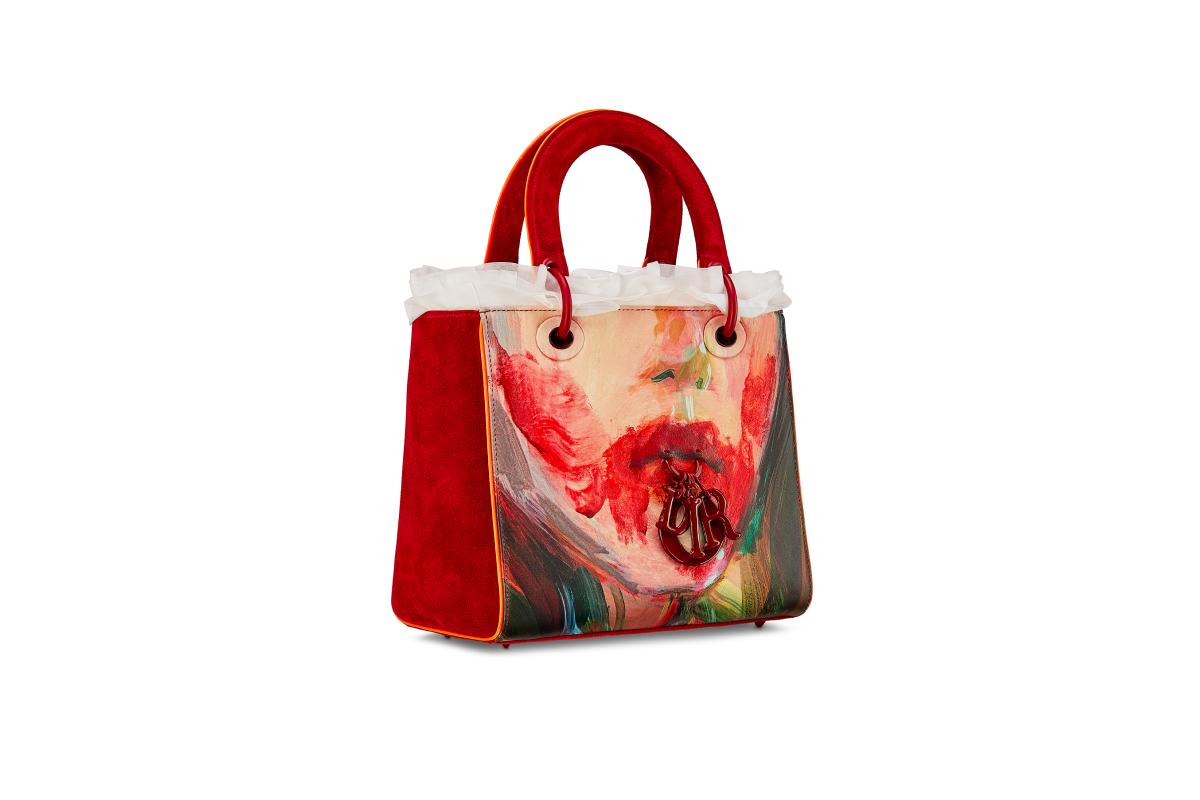 В Москве появились новые арт-сумки Lady Dior (фото 6)