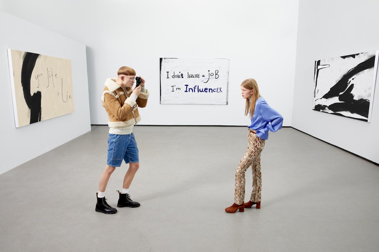 «Цветной» снял арт-кампанию в галерее Pop/Off/Art (фото 10)