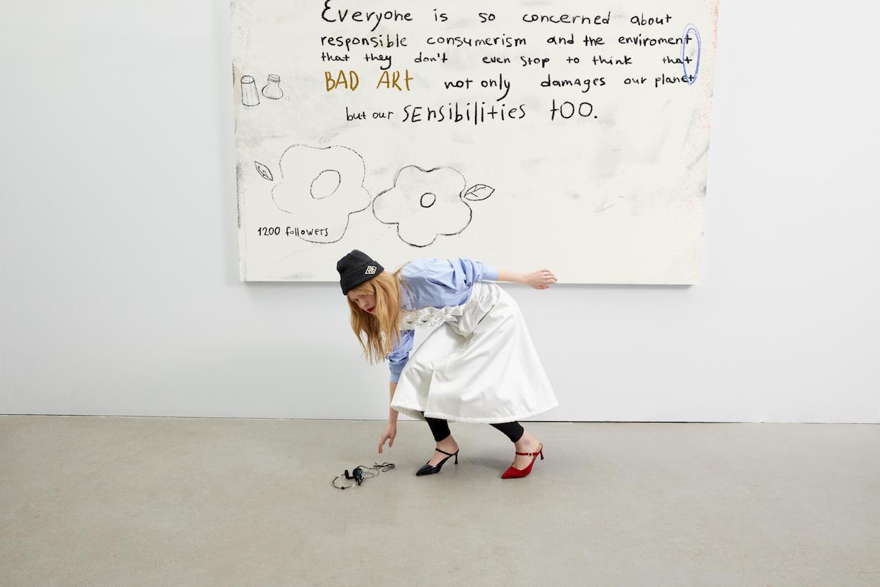 «Цветной» снял арт-кампанию в галерее Pop/Off/Art (фото 14)