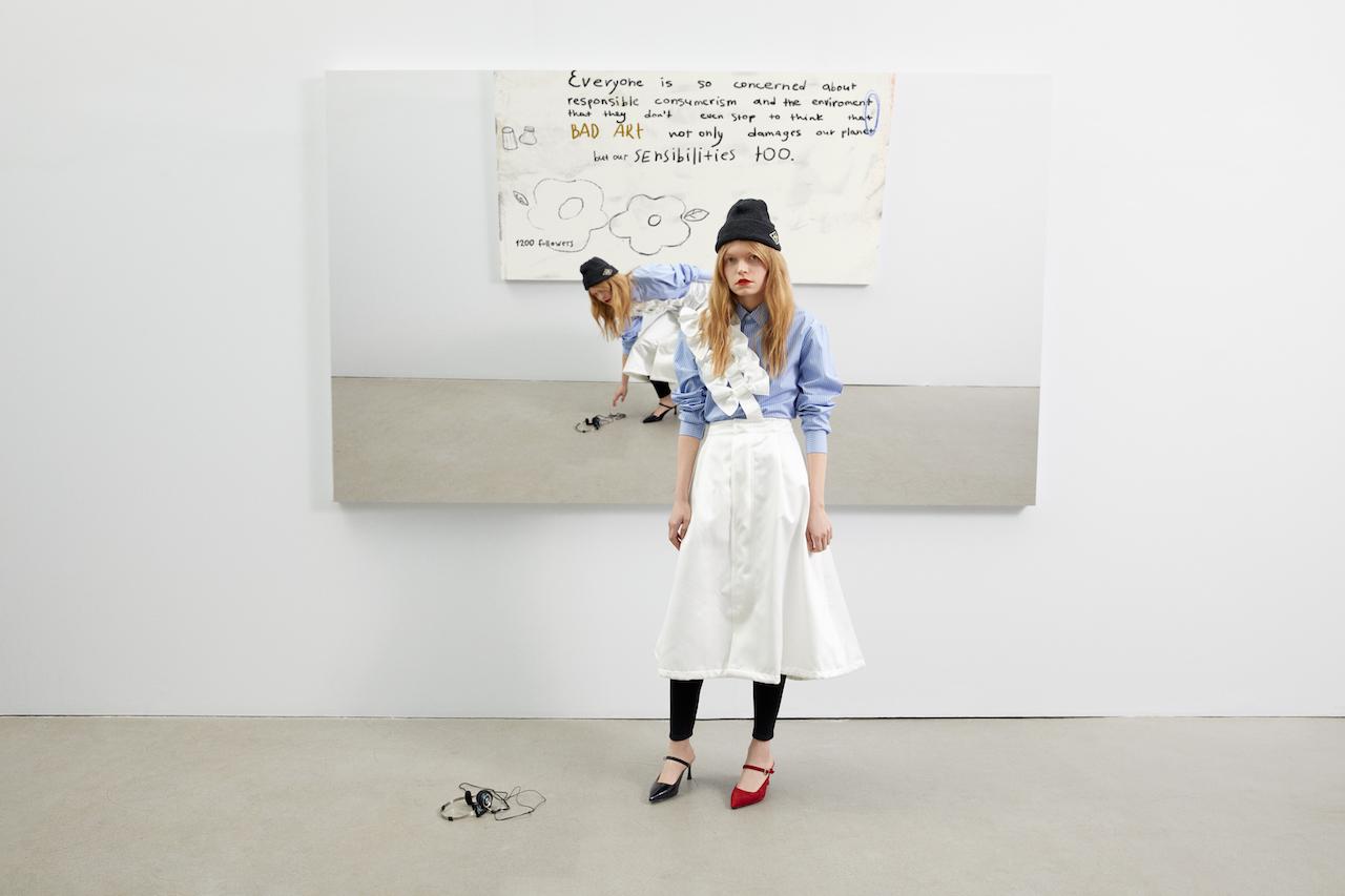 «Цветной» снял арт-кампанию в галерее Pop/Off/Art (фото 15)