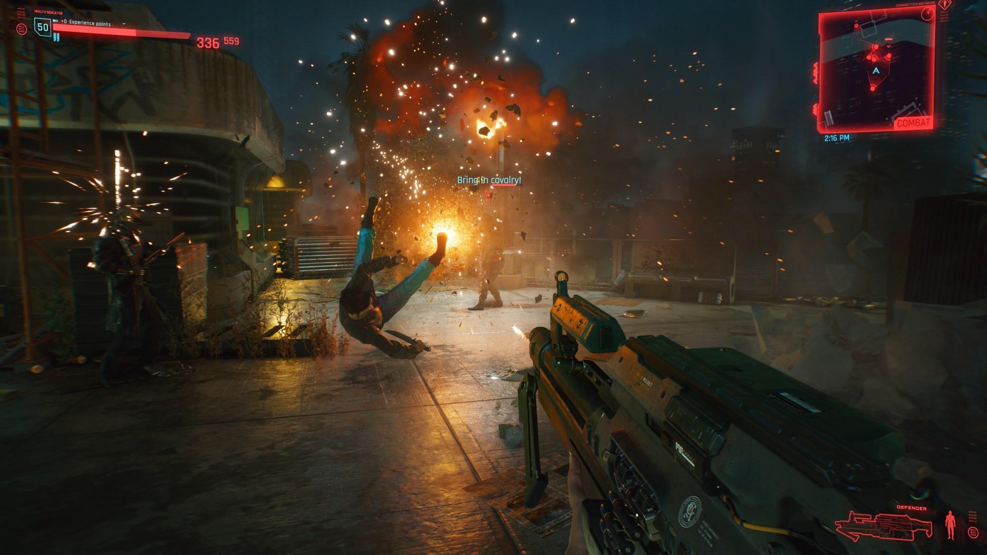 Cyberpunk 2077: Киану Ривз, брейнданс и свобода от гендерных предрассудков в главной игре года (фото 7)