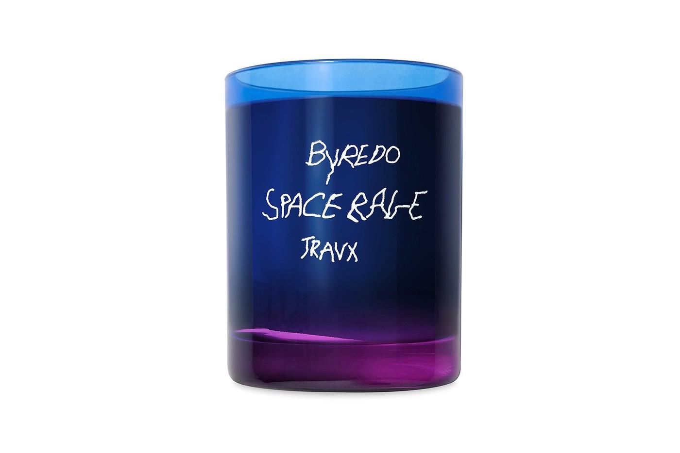 Трэвис Скотт и Byredo выпустили «космический» аромат (фото 2)