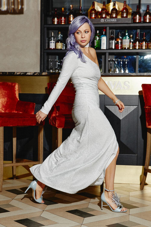 «Снежная Королева» и стилист Лина Дембикова выпустили новогоднюю коллаборацию (фото 1)
