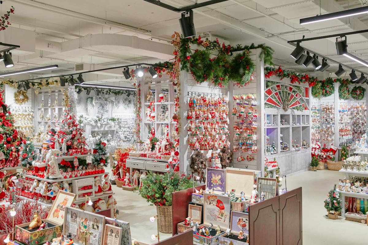 В ЦУМе открылся новогодний базар (фото 1)