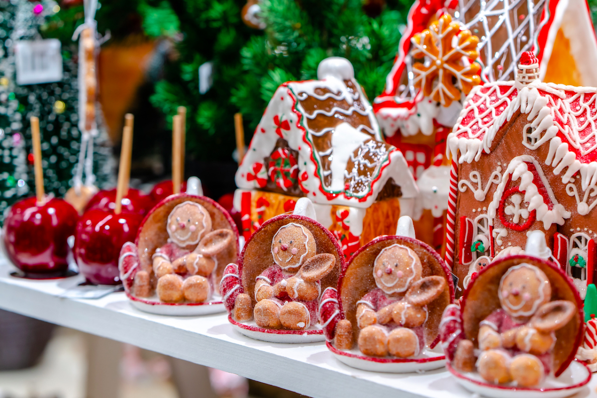 В ЦУМе открылся новогодний базар (фото 4)