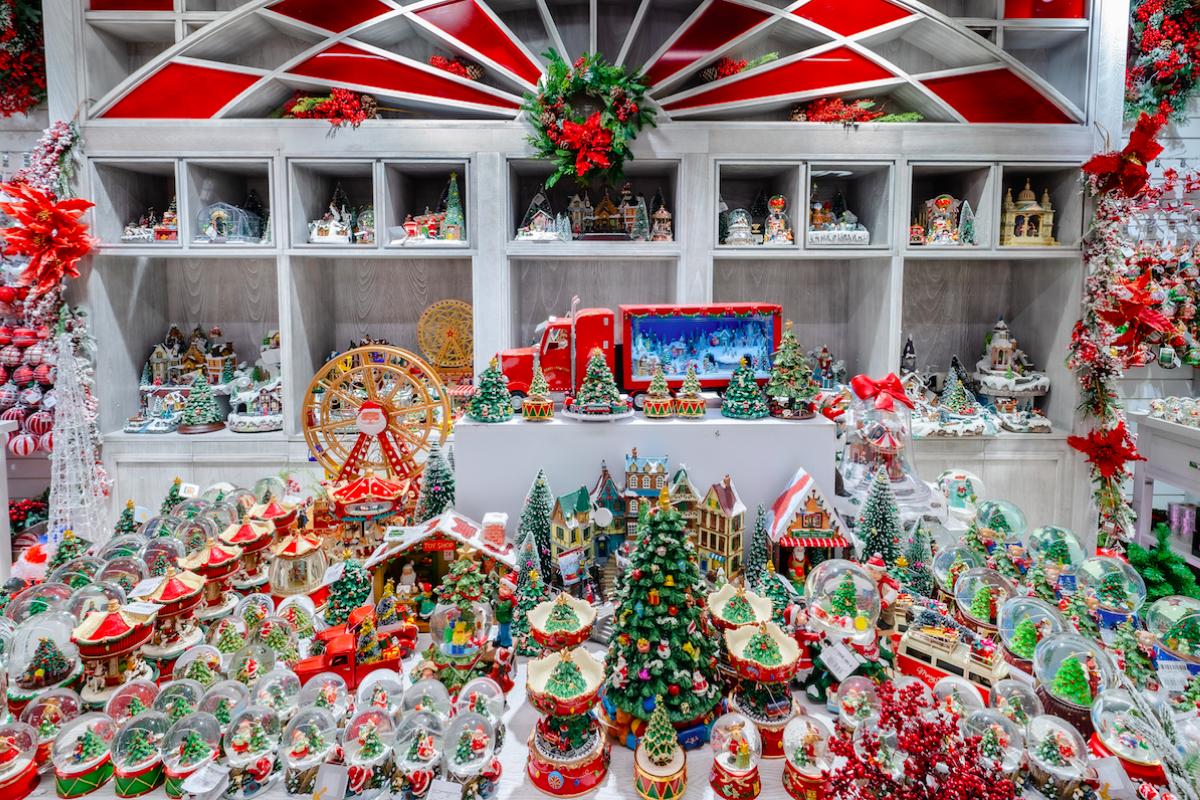 В ЦУМе открылся новогодний базар (фото 2)