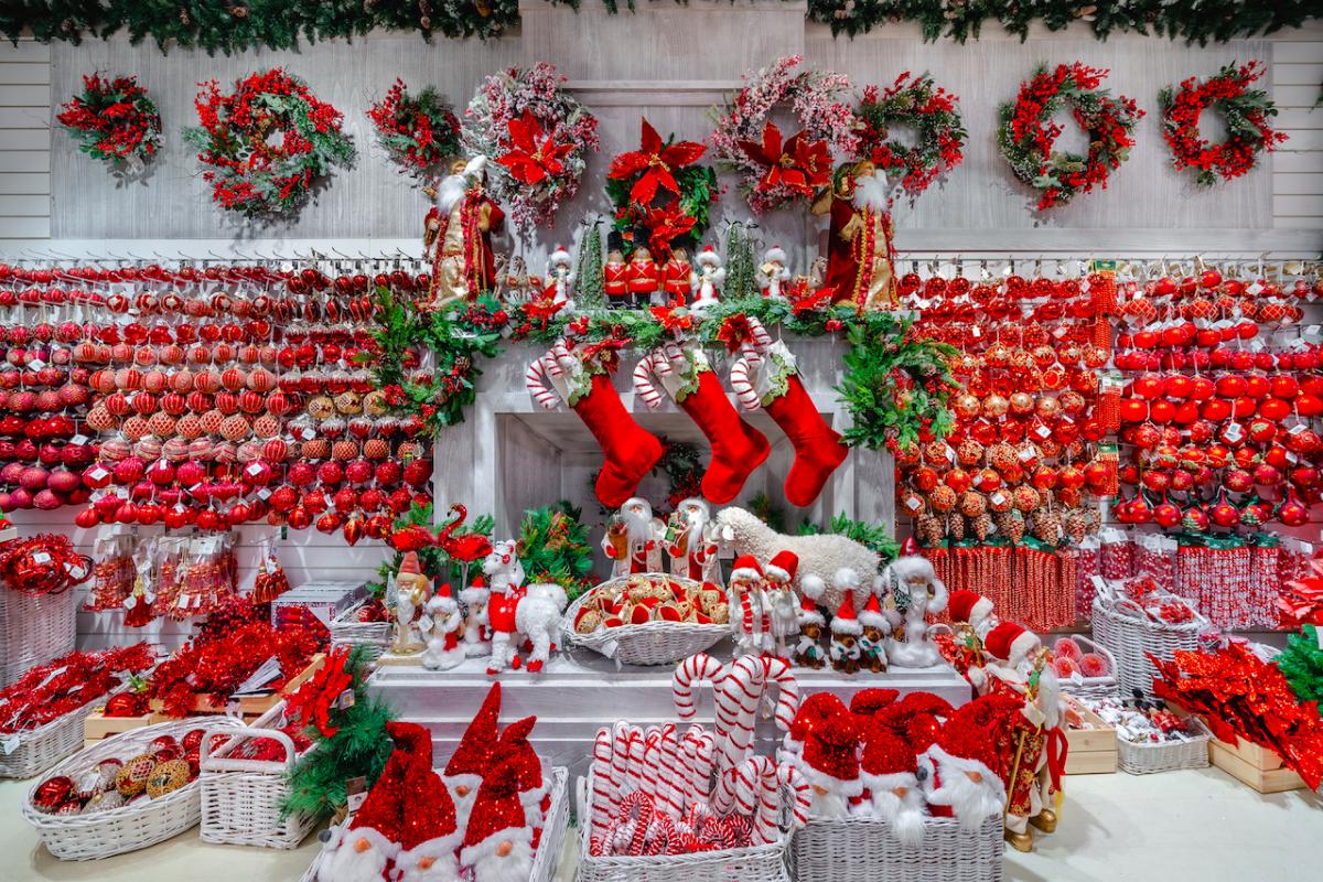 В ЦУМе открылся новогодний базар (фото 3)