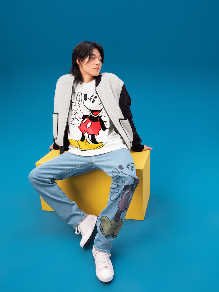 Levi's и Disney выпустили новую совместную коллекцию (фото 13)