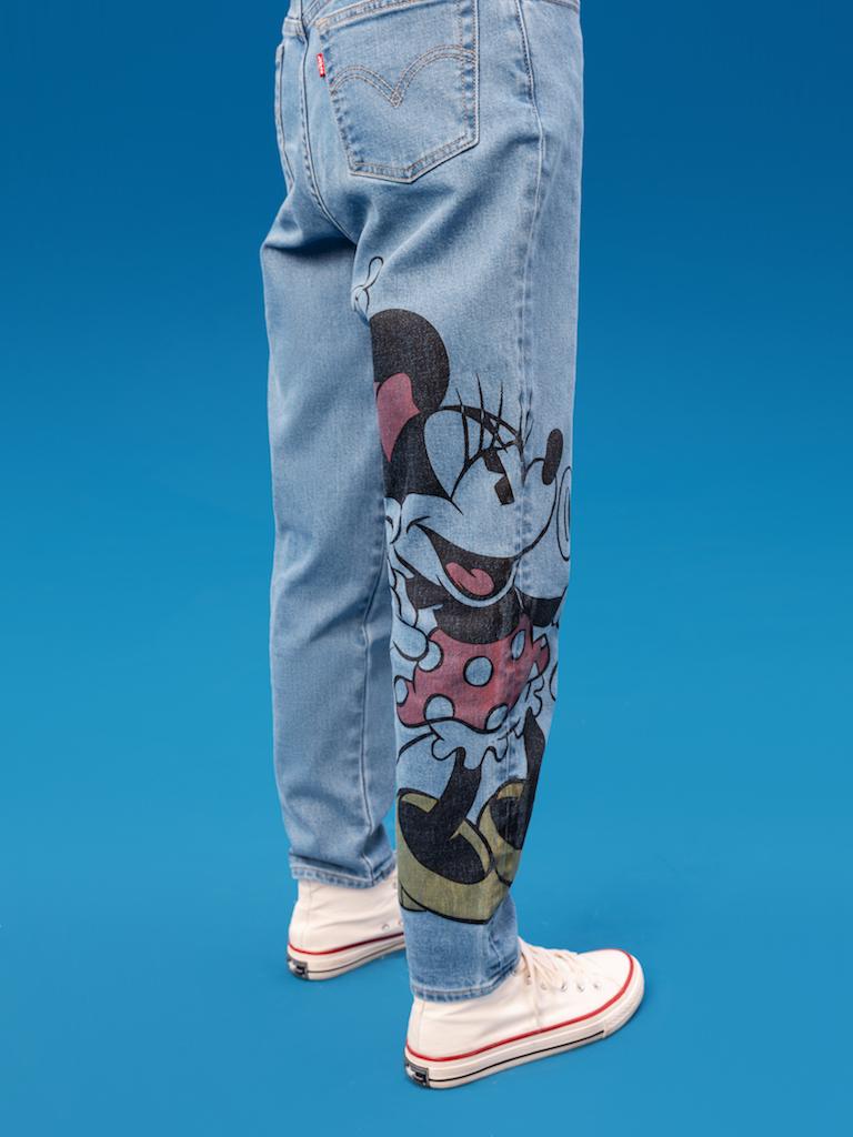 Levi's и Disney выпустили новую совместную коллекцию (фото 18)
