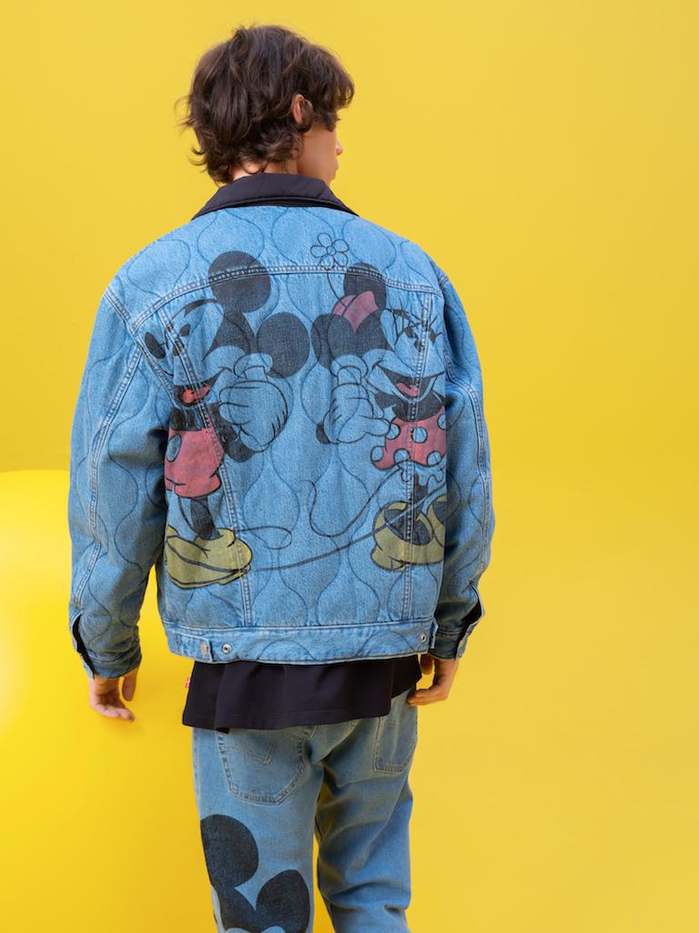 Levi's и Disney выпустили новую совместную коллекцию (фото 24)