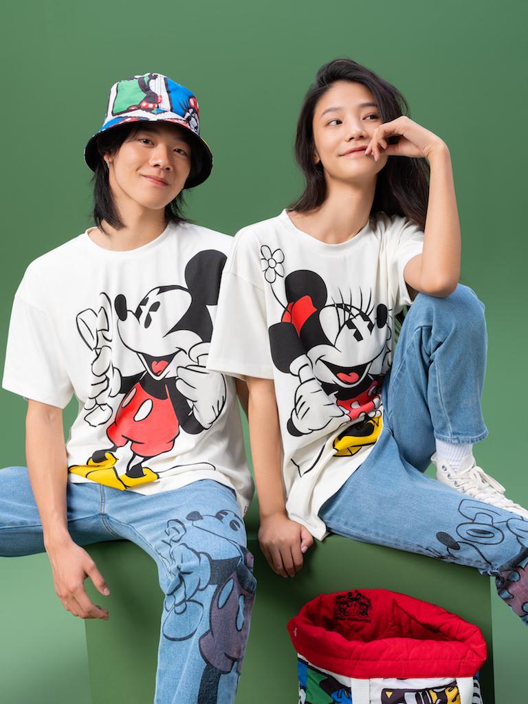 Levi's и Disney выпустили новую совместную коллекцию (фото 28)