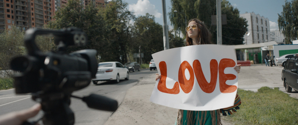 Любовь Аксенова — о роли порноактрисы, политической сатире и работе с Александром Палем в фильме «Глубже!» (фото 1)