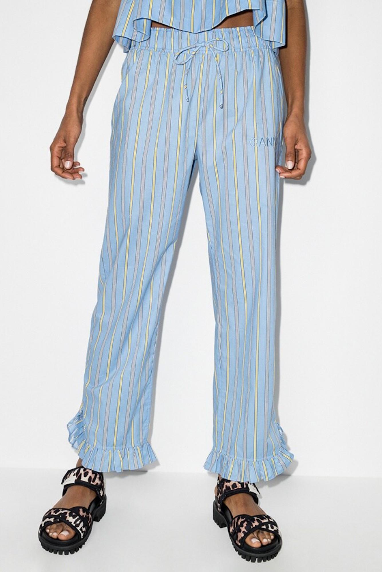 Ganni выпустил капсульную коллекцию пижам (фото 2)