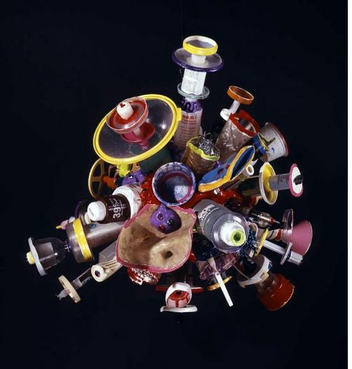 Кто такой Кенни Шарф — художник, с которым Ким Джонс работает над коллекцией Dior pre-fall 2021 (фото 6)