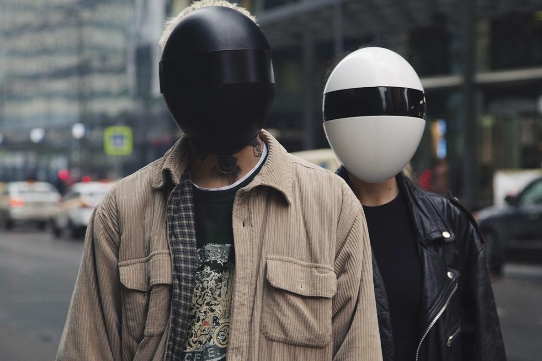 Компания Blanc выпустила маску-щит, вдохновленную Daft Punk (фото 2)