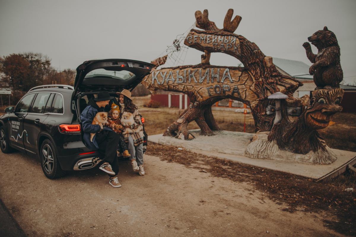 Mercedes-Benz запустил маршруты для автомобильных путешествий по России (фото 3)