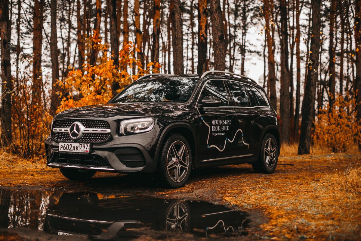 Mercedes-Benz запустил маршруты для автомобильных путешествий по России (фото 1)