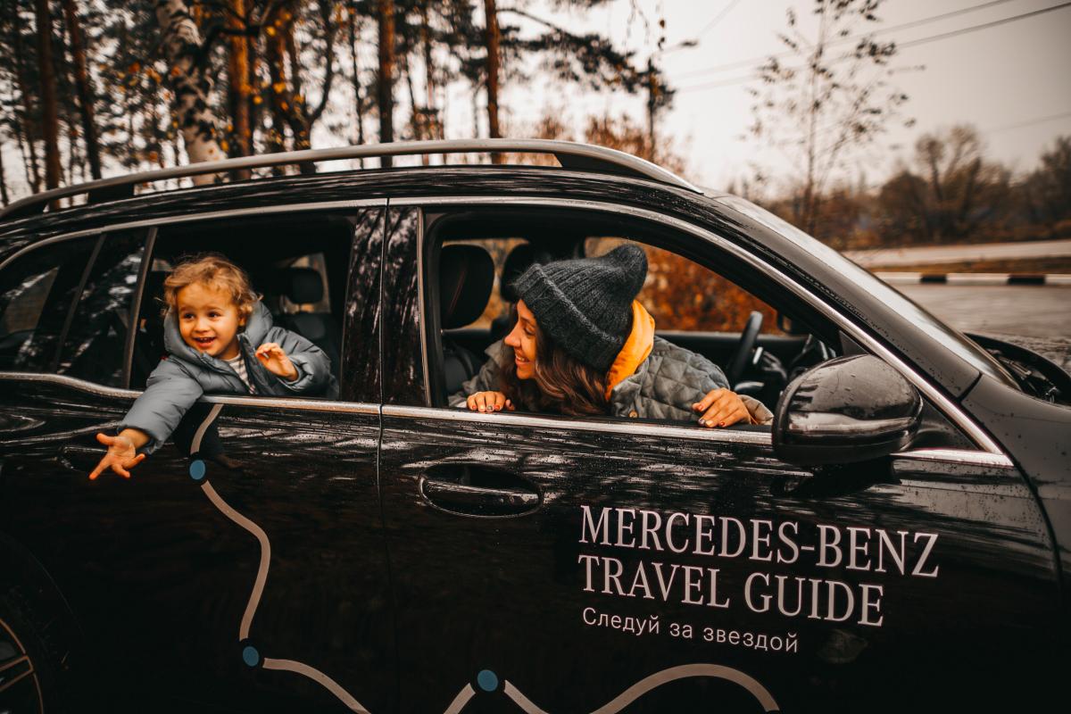 Mercedes-Benz запустил маршруты для автомобильных путешествий по России (фото 2)
