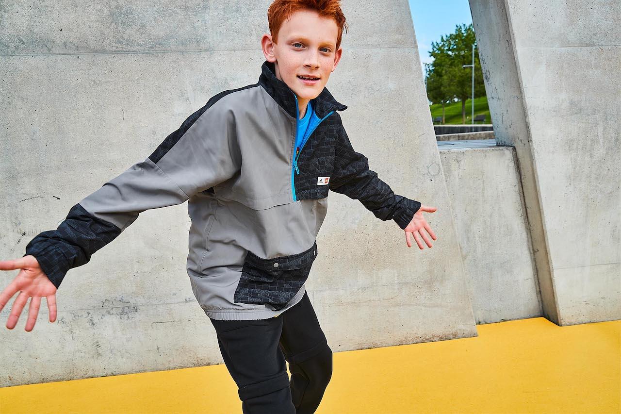 adidas и Lego выпустили совместную коллекцию детской одежды (фото 3)
