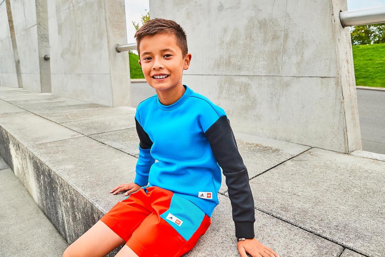 adidas и Lego выпустили совместную коллекцию детской одежды (фото 8)