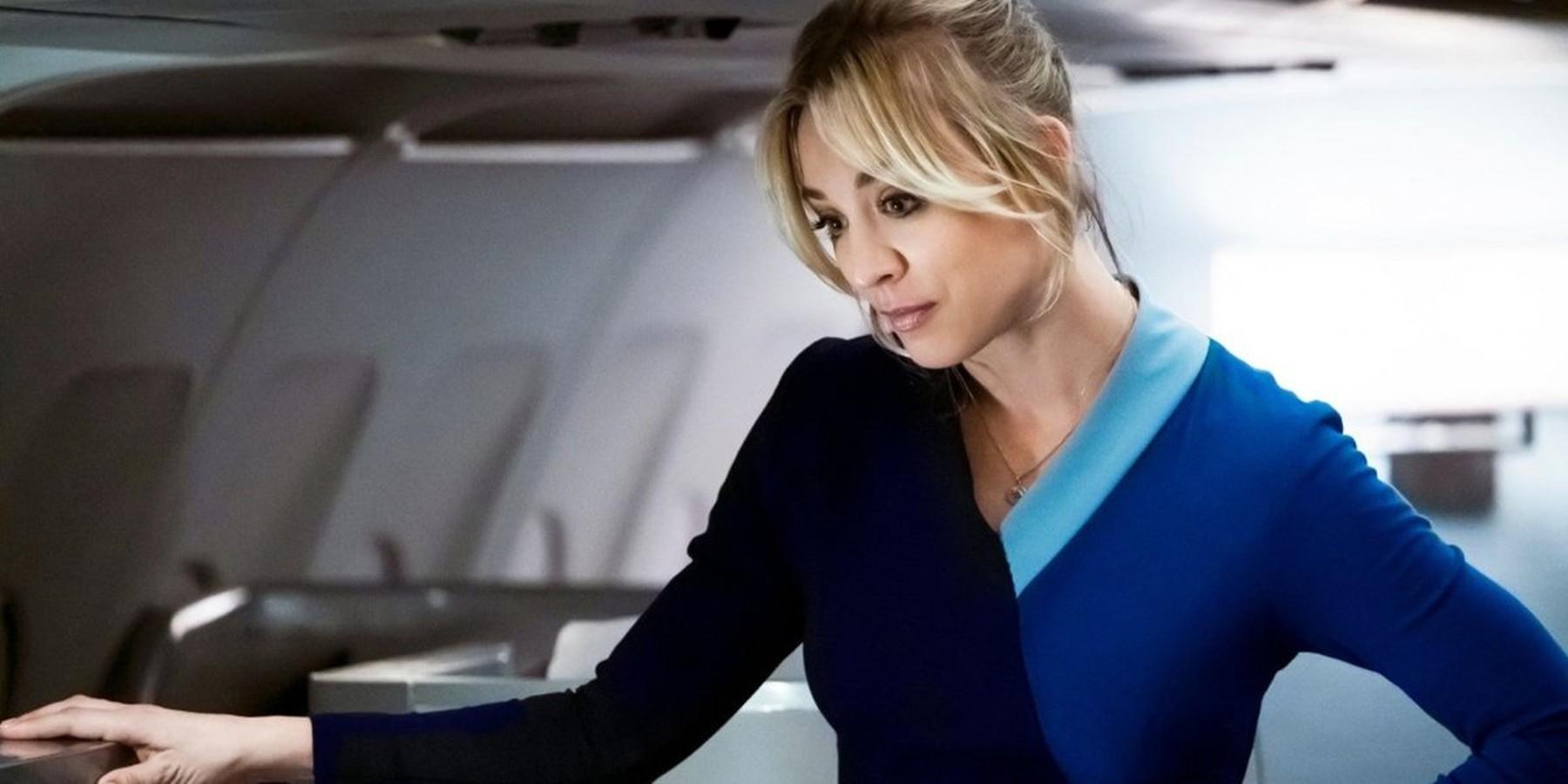 Стюардесса по имени Кэсси: мы только полюбили сериал «Бортпроводница», а он уже заканчивается (фото 3)