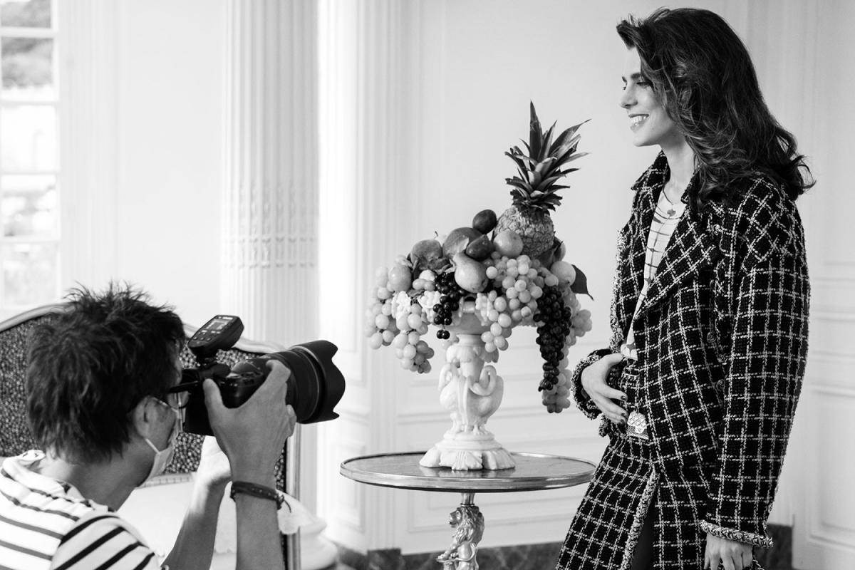 Шарлотта Казираги стала амбассадором Chanel (фото 1)