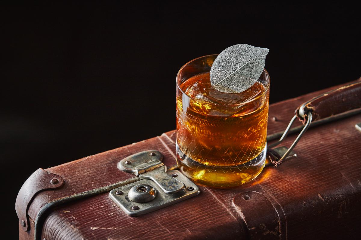 В московском баре Do Not Disturb появились новые коктейли (фото 2)