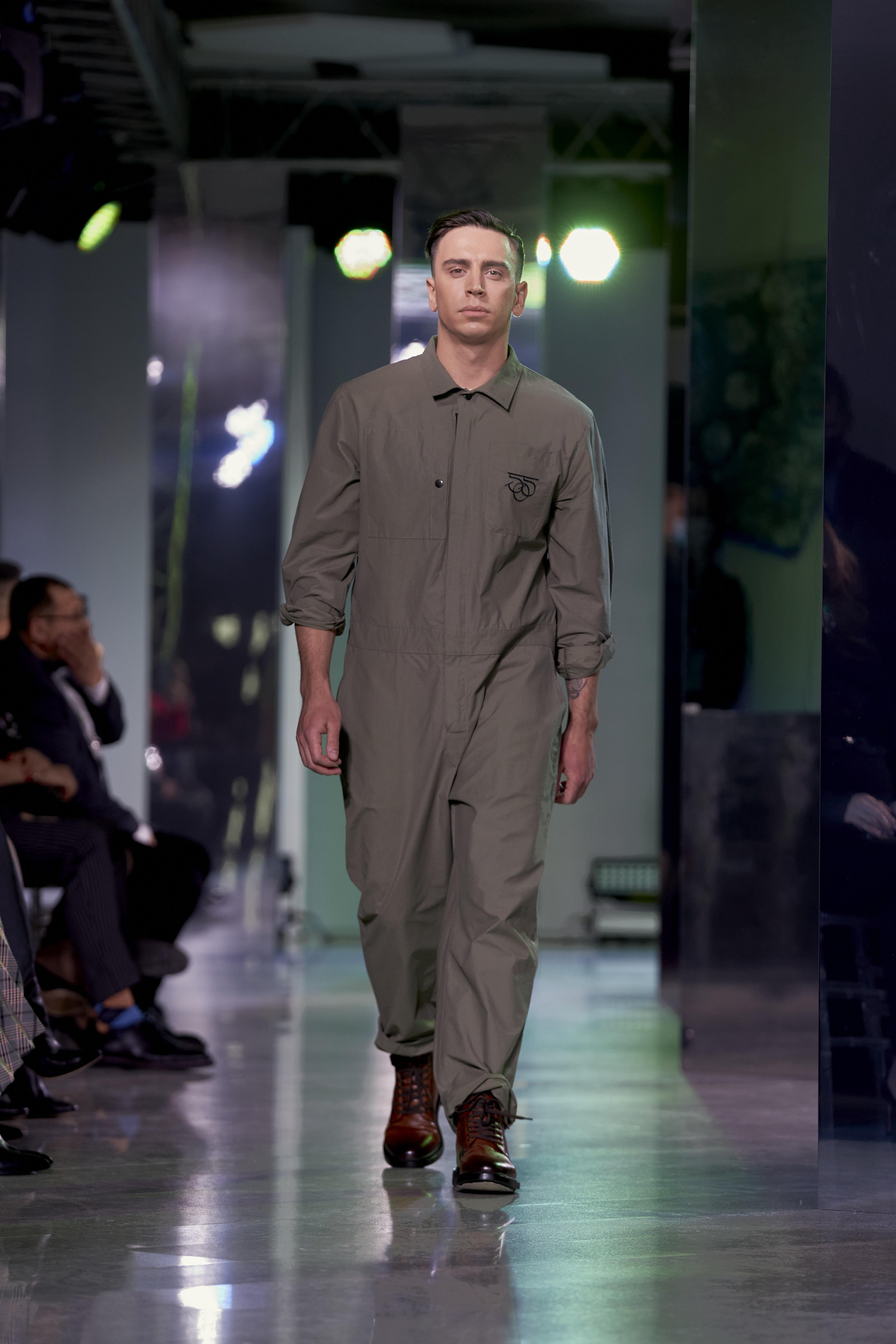 Cosmopolitan провел в Уфе показ «Мода без границ» (фото 14)