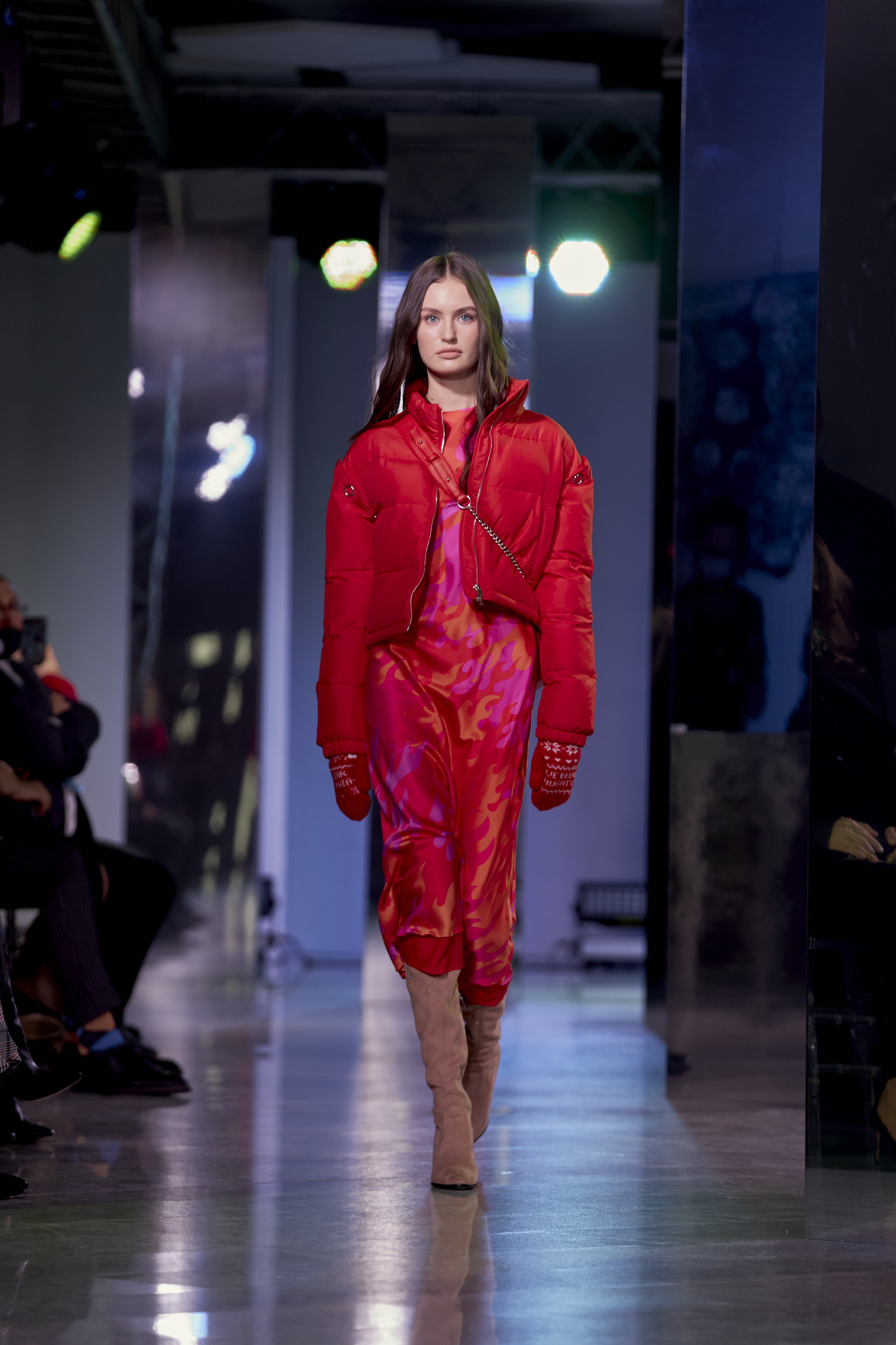 Cosmopolitan провел в Уфе показ «Мода без границ» (фото 19)