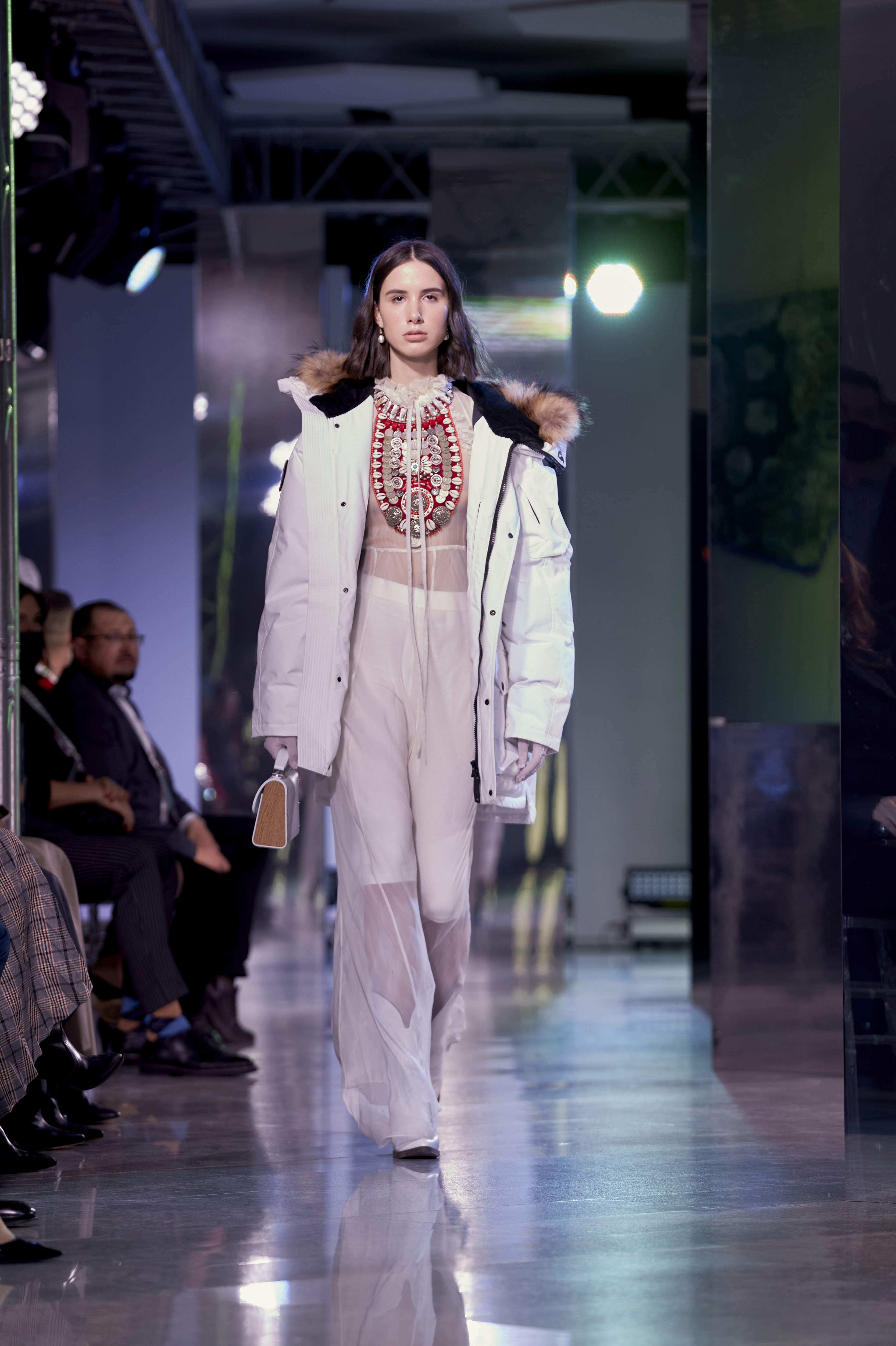 Cosmopolitan провел в Уфе показ «Мода без границ» (фото 2)