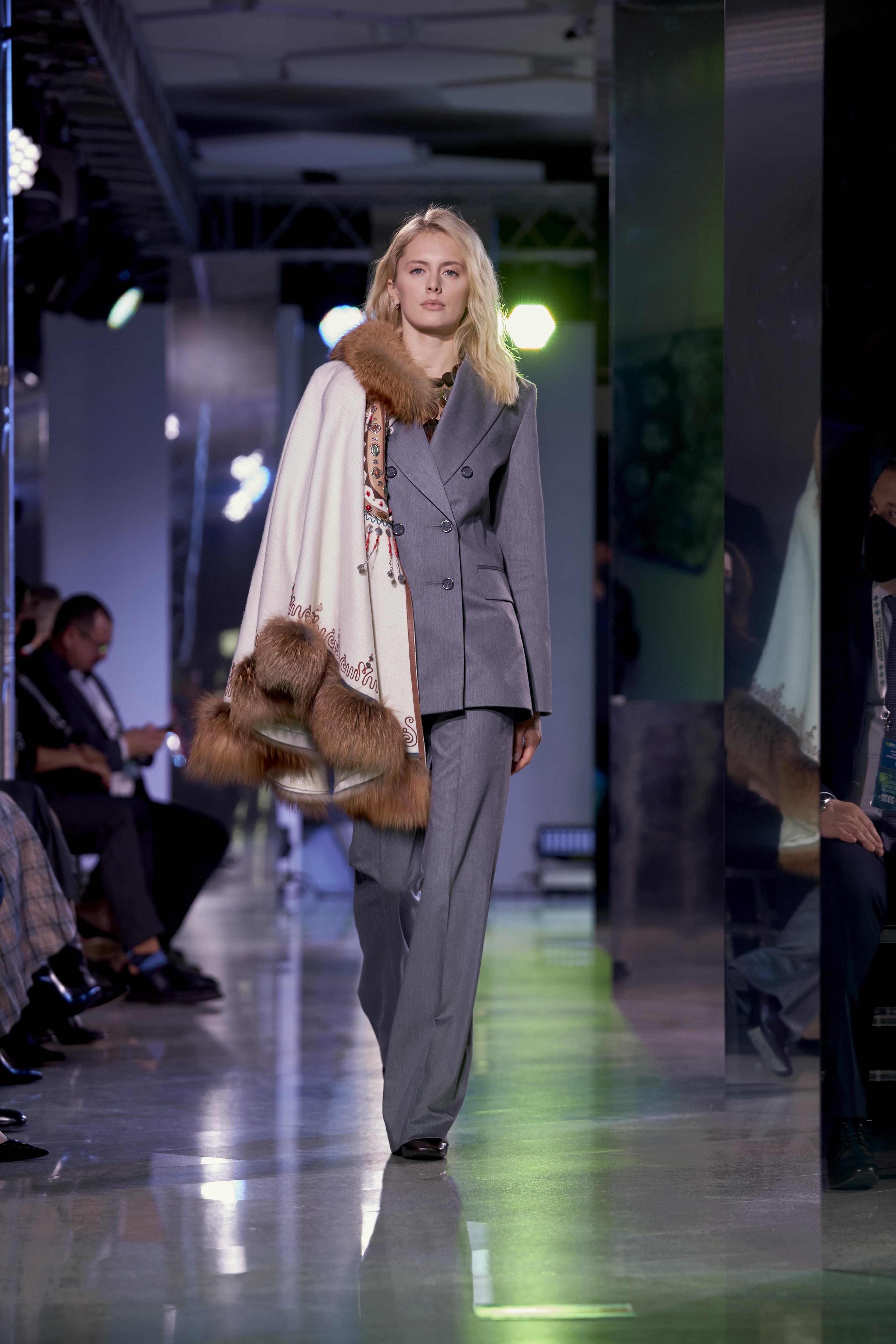 Cosmopolitan провел в Уфе показ «Мода без границ» (фото 7)