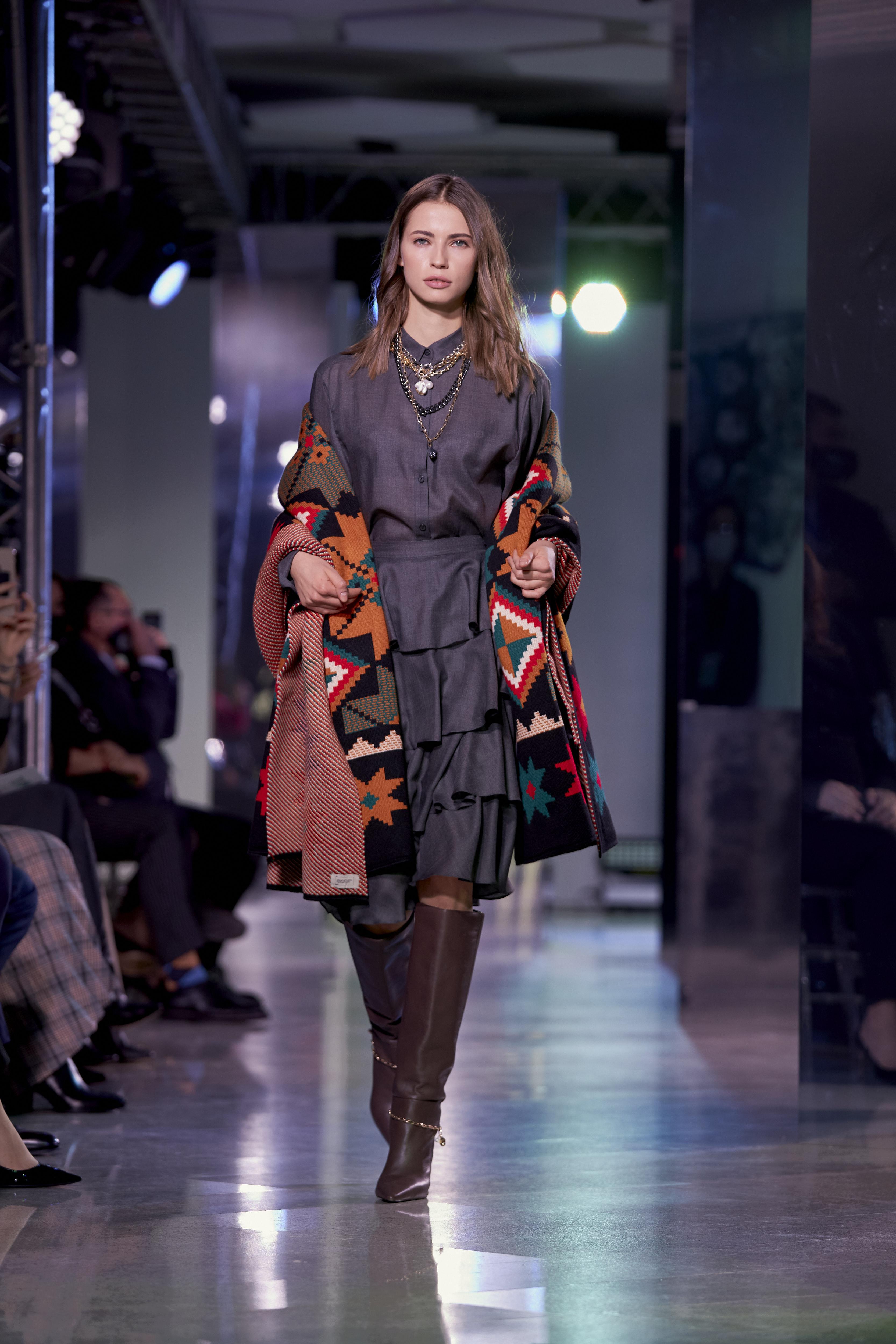 Cosmopolitan провел в Уфе показ «Мода без границ» (фото 16)