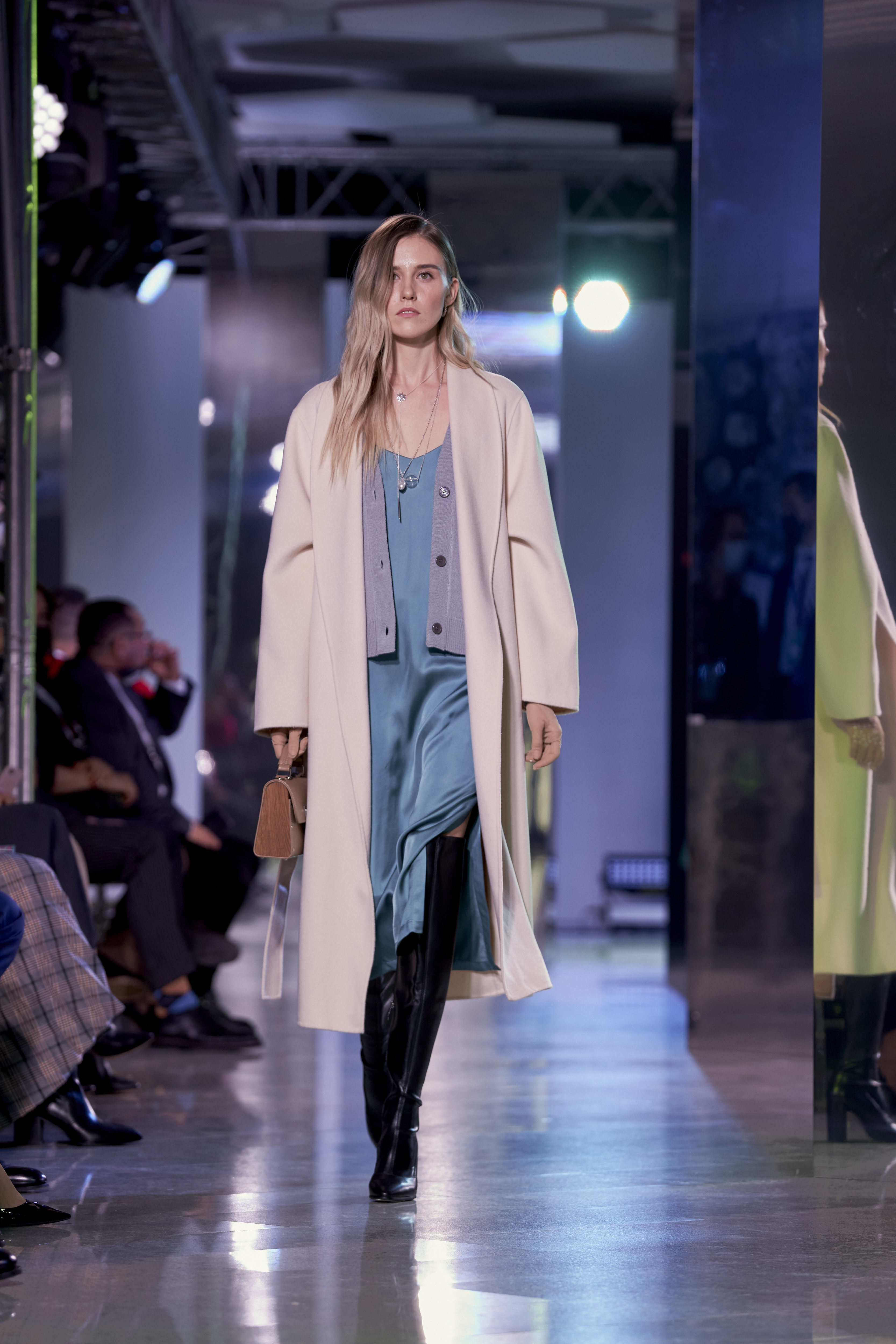 Cosmopolitan провел в Уфе показ «Мода без границ» (фото 12)